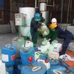 Công ty tiêu hủy hàng hóa chất hết hạn sử dụng hoặc hư hỏng