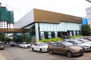 Thi công hệ thống xử lý nước thải showroom ôtô Huyndai Kinh Dương Vương