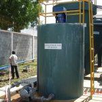 Thiết kế hệ thống xử lý nước thải mực in